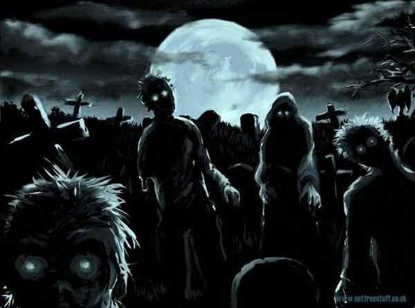 Top 10 zombie movies!