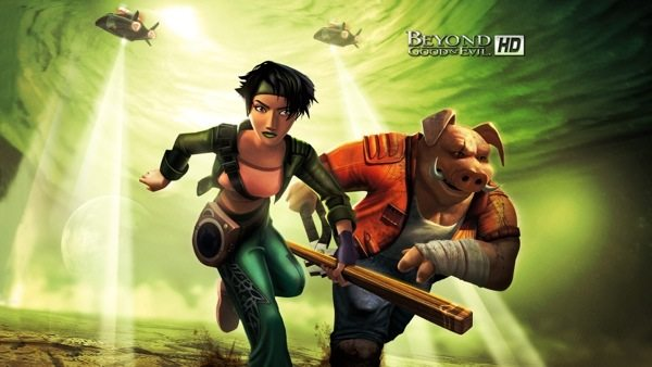 Game Review: Beyond Good & Evil HD (Xbox 360)