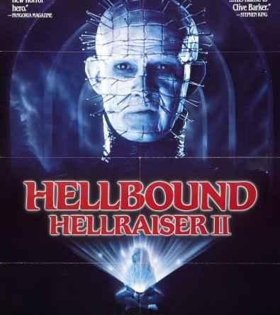 Horror Movie Review: Hellbound: Hellraiser II (1988)