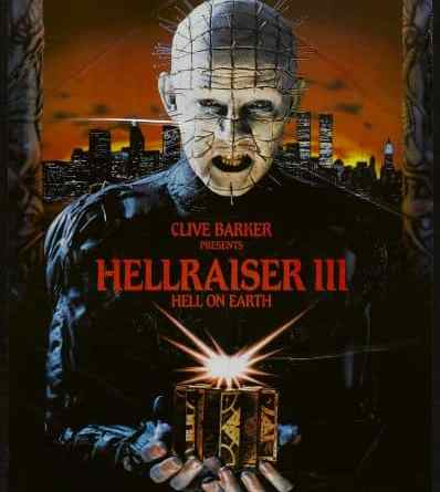 Horror Movie Review: Hellraiser III: Hell On Earth (1992)