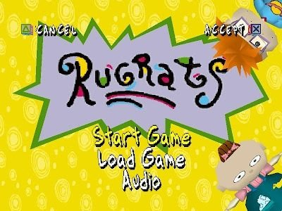 Game Review: Rugrats: Search For Reptar (PS1)