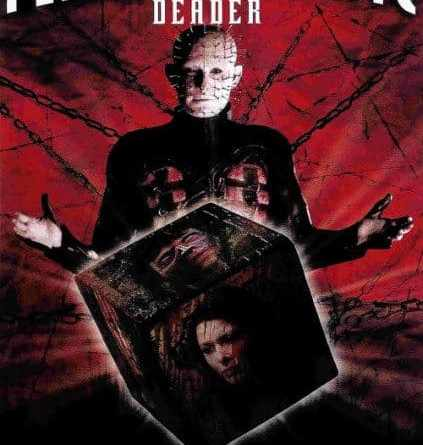 Horror Movie Review: Hellraiser VII: Deader (2005)