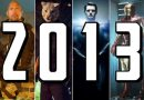 Raptures Lost's Top 10 Movies Of 2013