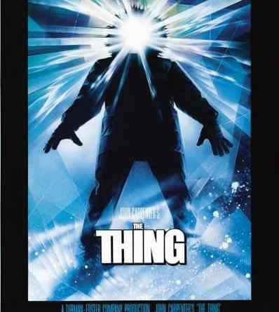 Horror Movie Review: The Thing (1982)