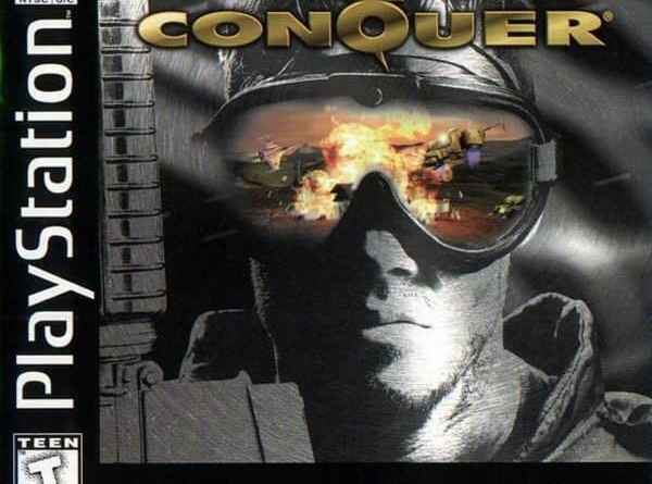 Game Review: Command And Conquer (PS1)