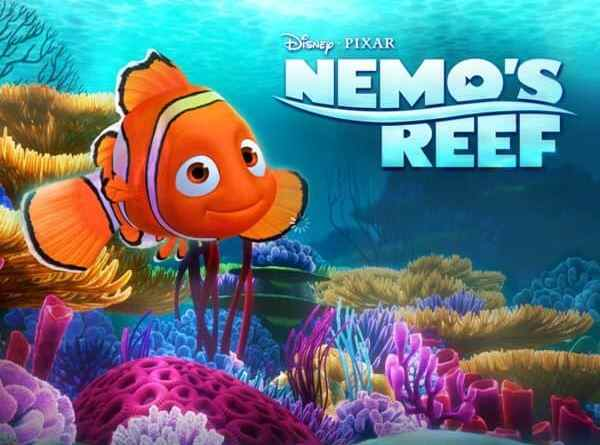 Game Review: Nemo's Reef (Mobile – Free to Play)