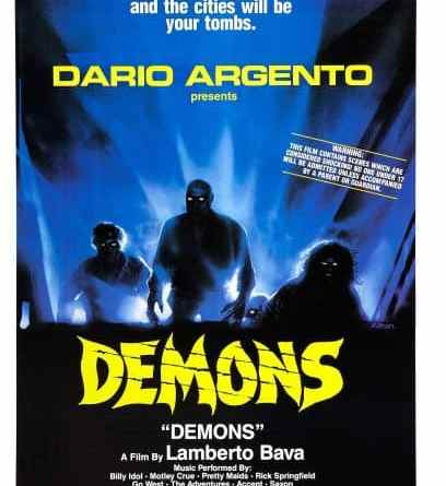 Horror Movie Review: Demons (1985)