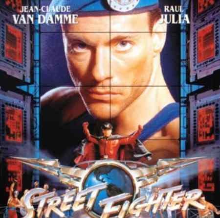 Game – Movie Review: Street Fighter: The Movie