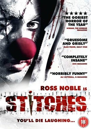 Horror Movie Review: Stitches (2012)