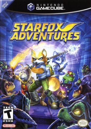 Game Review: Starfox Adventures (GameCube)