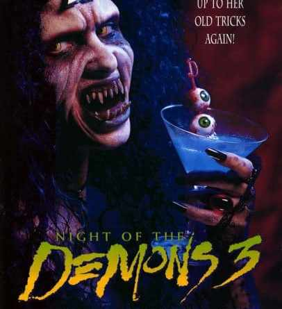 Horror Movie Review: Night of the Demons 3/Demon House (1997)