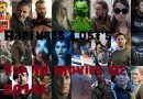 Raptures Lost's Top 10 Movies Of 2014