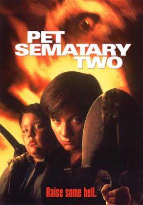 Horror Movie Review: Pet Semetary II (1992)