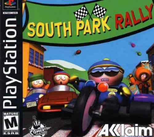 Game Review: South Park Rally (PS1)
