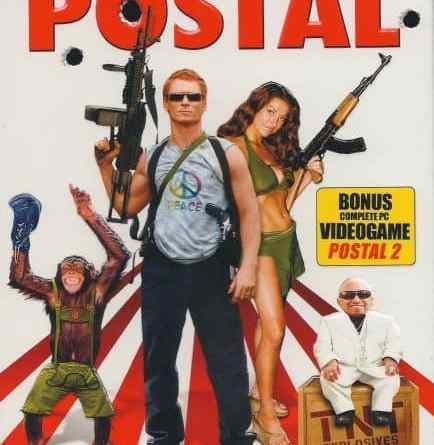 Game – Movie Review: Postal (2007)