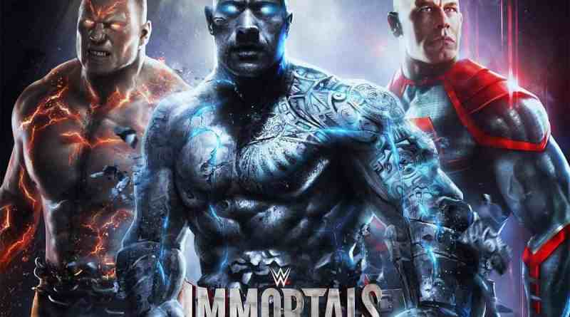 Game Review: WWE Immortals (Mobile – Free to Play)