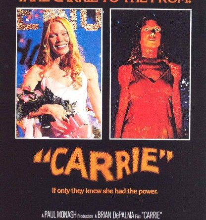 Horror Movie Review: Carrie (1976)