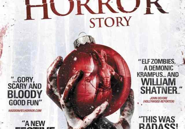 Horror Movie Review: A Christmas Horror Story (2015)