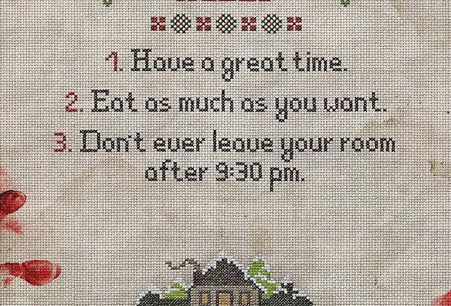 Horror Movie Review: The Visit (2015)