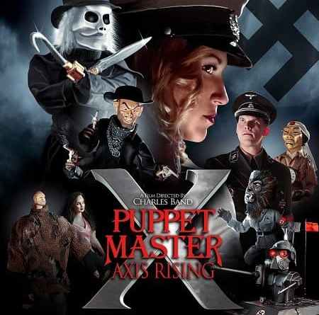 Horror Movie Review: Puppet Master: Axis Rising (2012)