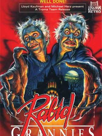 Horror Movie Review: Rabid Grannies (1988)