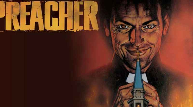 Comic Book Review: Preacher