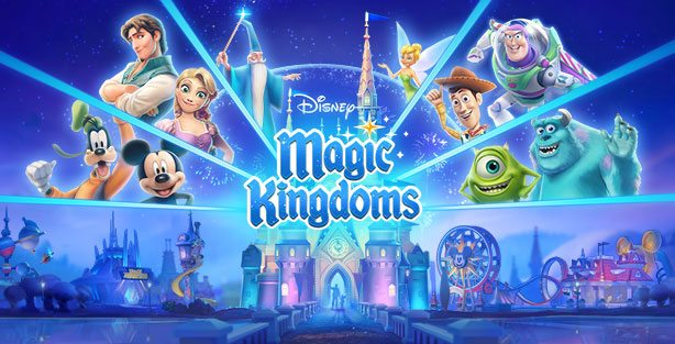Game Review: Disney Magic Kingdoms (Mobile – Free to Play)
