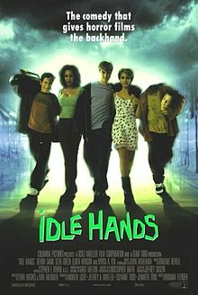 Horror Movie Review: Idle Hands (1999)