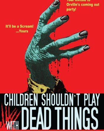 Horror Movie Review: Children Shouldn't Play With Dead Things (1972)