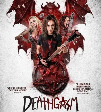 Horror Movie Review: Deathgasm (2015)