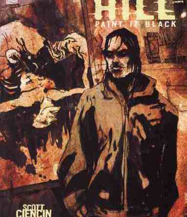 Comic Book Review: Silent Hill – Paint it Black