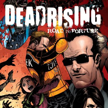 Comic Book Review: Dead Rising – Road To Fortune