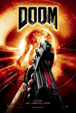 Game – Movie Review: Doom (2005)