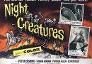 Horror Movie Review: Night Creatures (1962)
