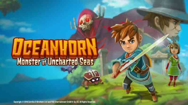 Game Review: Oceanhorn: Monster of Uncharted Seas (Xbox One)