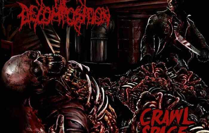 EP Review: Stages of Decomposition – Crawl Space Burial (Gore House Productions)