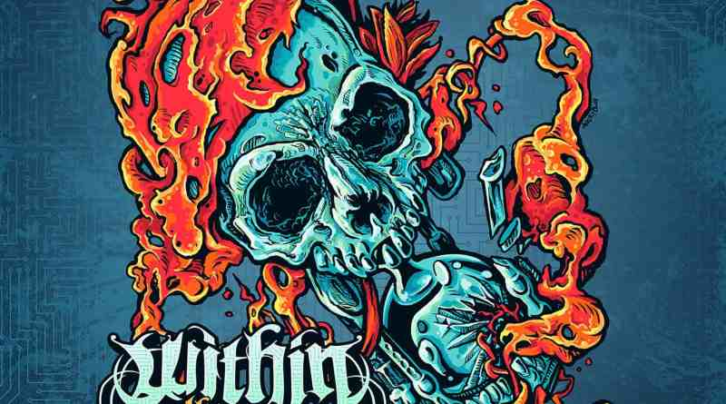 Single Slam – Death of the Rockstar by Within the Ruins (Halfway Human)