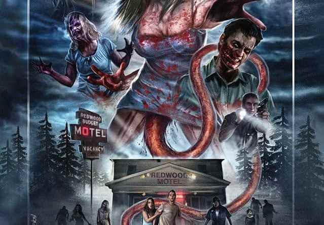Horror Movie Review: Night of Something Strange (2016)
