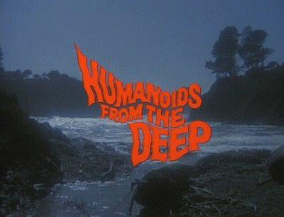 Horror Movie Review: Humanoids From The Deep (1980)