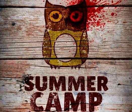 Horror Movie Review: Summer Camp (2015)