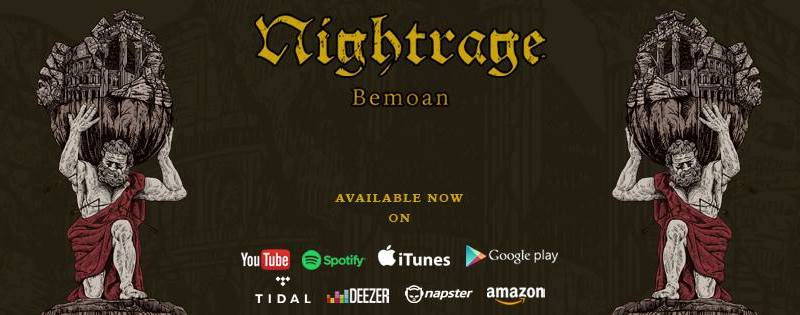 Single Slam – Bemoan by Nightrage (The Venomous)