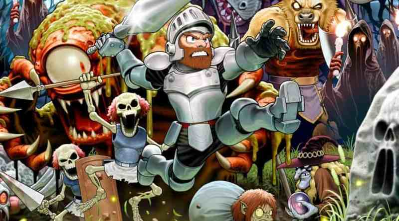 Game Review: Ghosts'n Goblins (Mobile)