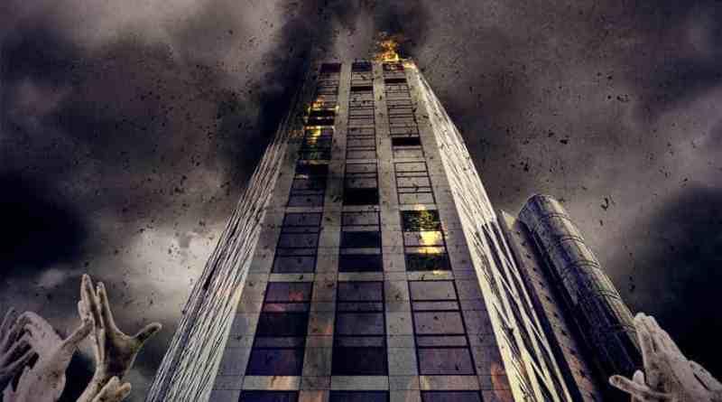 Horror Book Review – Necropolis Rising (Dave Jeffery)