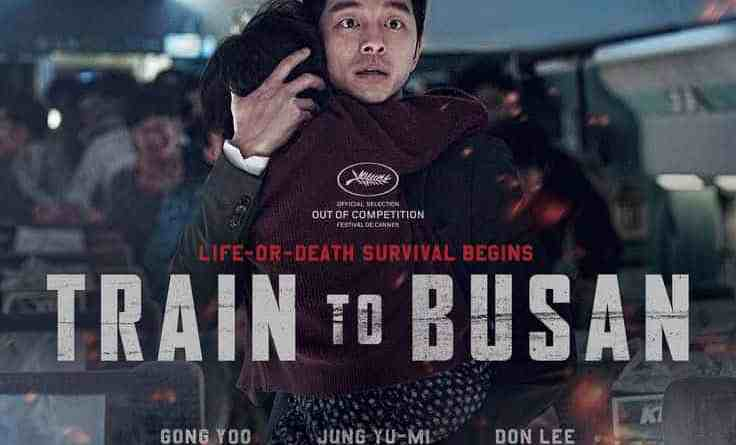 Train to Busan Cover