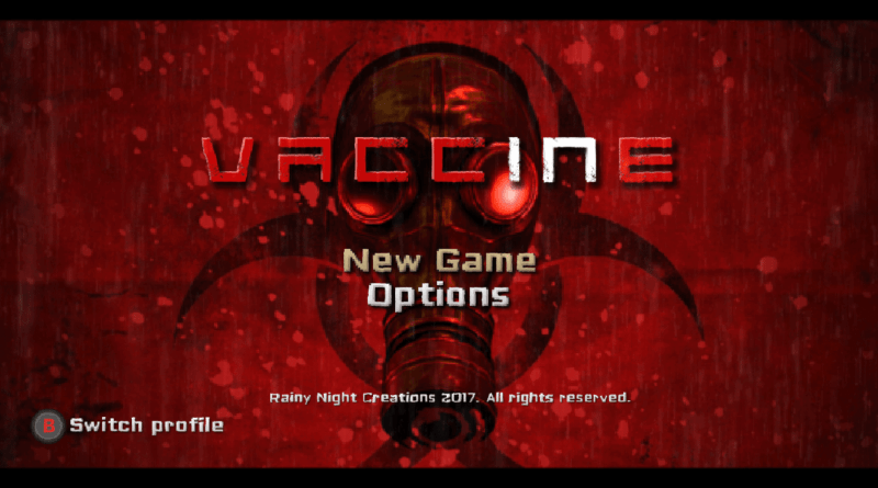 Game Review: Vaccine (Xbox One)
