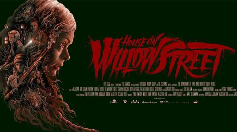 Horror Movie Review: From A House On Willow Street (2016)