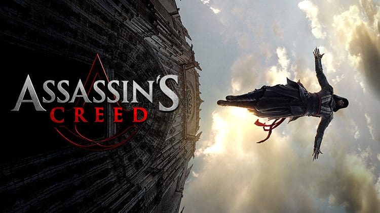 Game – Movie Review: Assassins Creed (2016)