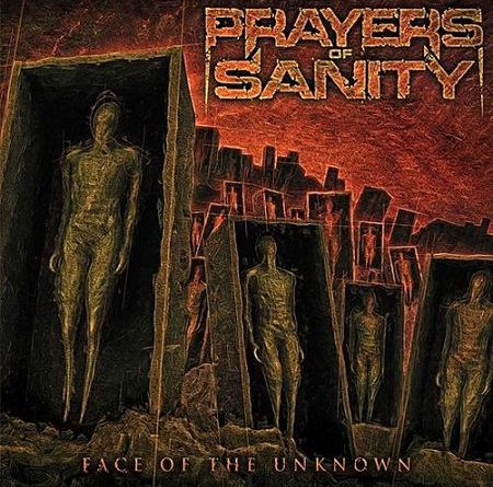 Album Review: Prayers of Sanity – Face of the Unknown (Rastilho Records)