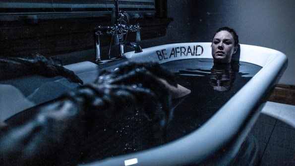Horror Movie Review: Be Afraid (2017)