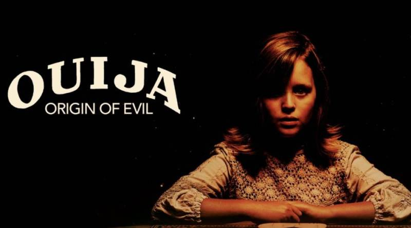 Horror Movie Review: Ouija – Origin Of Evil (2016)